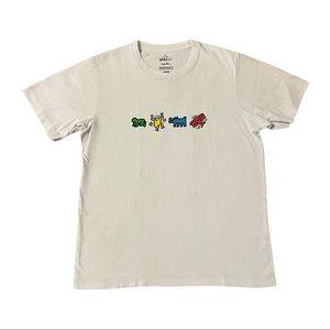 UNIQLO Keith Haring SPRZ MoMA Special Ed. Tee M